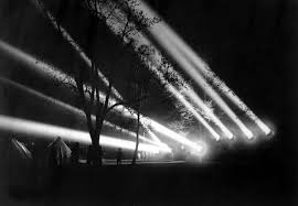 Searchlights Of An Earlier Time. Things Change Little.
