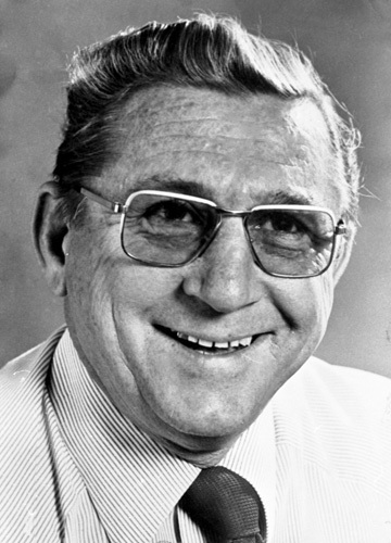 Ern McMillan OAM: He was there at the places where so much of our history happened!